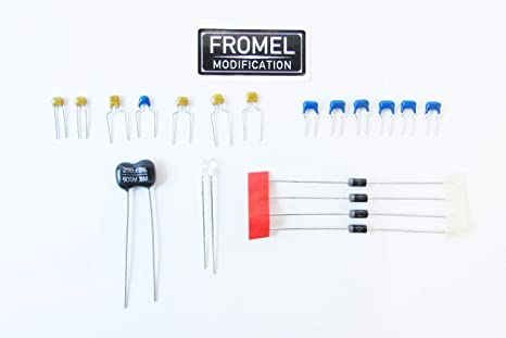 Boss BD-2 modification kit by Fromel Electronics