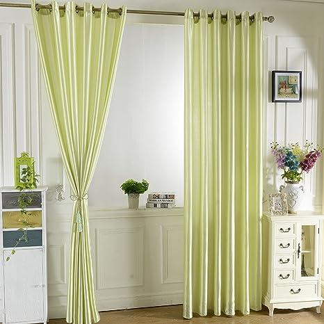 2PCS finestra di blackout tessuti per tende tende moderne per ...