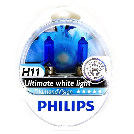 21 opinioni per Philips Diamond Vision H11 lampade