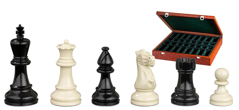 promociones Philos-Spiele Philos-Spiele Philos-Spiele Figura de ajedrez, 2 jugadores [Importado de Alemania]  autorización
