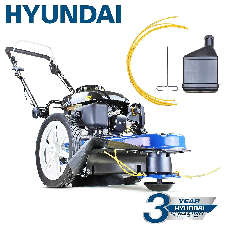 Hyundai HYFT56 - Motosierra gasolina ligera, azul: Amazon.es ...