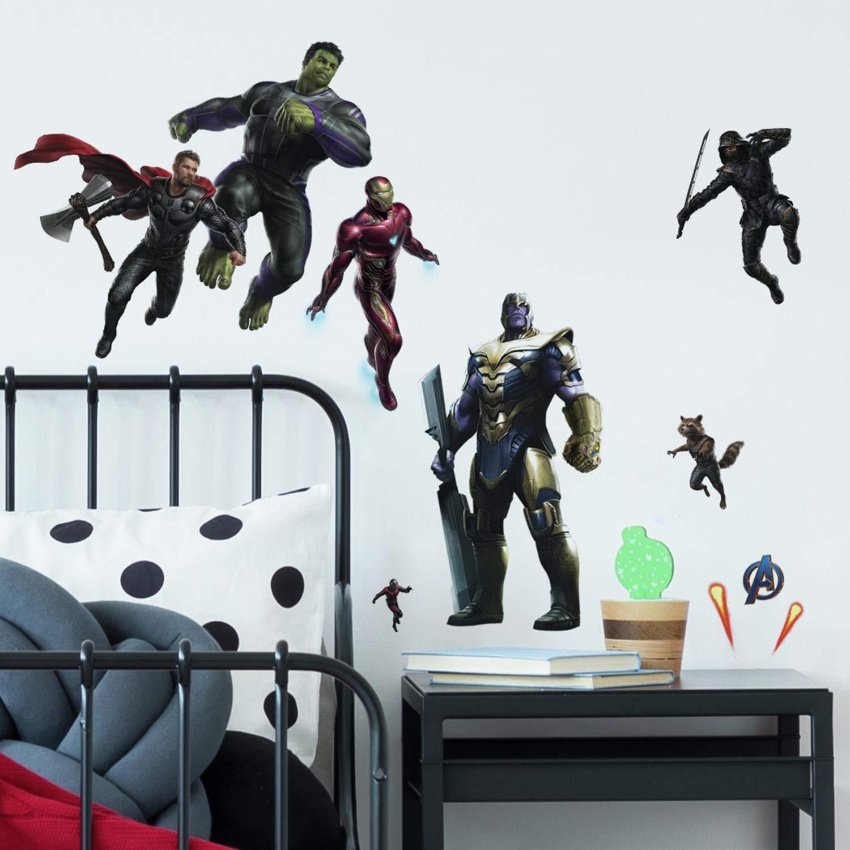 Vinilo Decorativo Pared [7PBXBQCR] Avengers