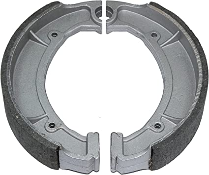 Front Rear Brake Shoes Pads For Yamaha Big Bear 400 2x4 4x4 2002 2003 2004