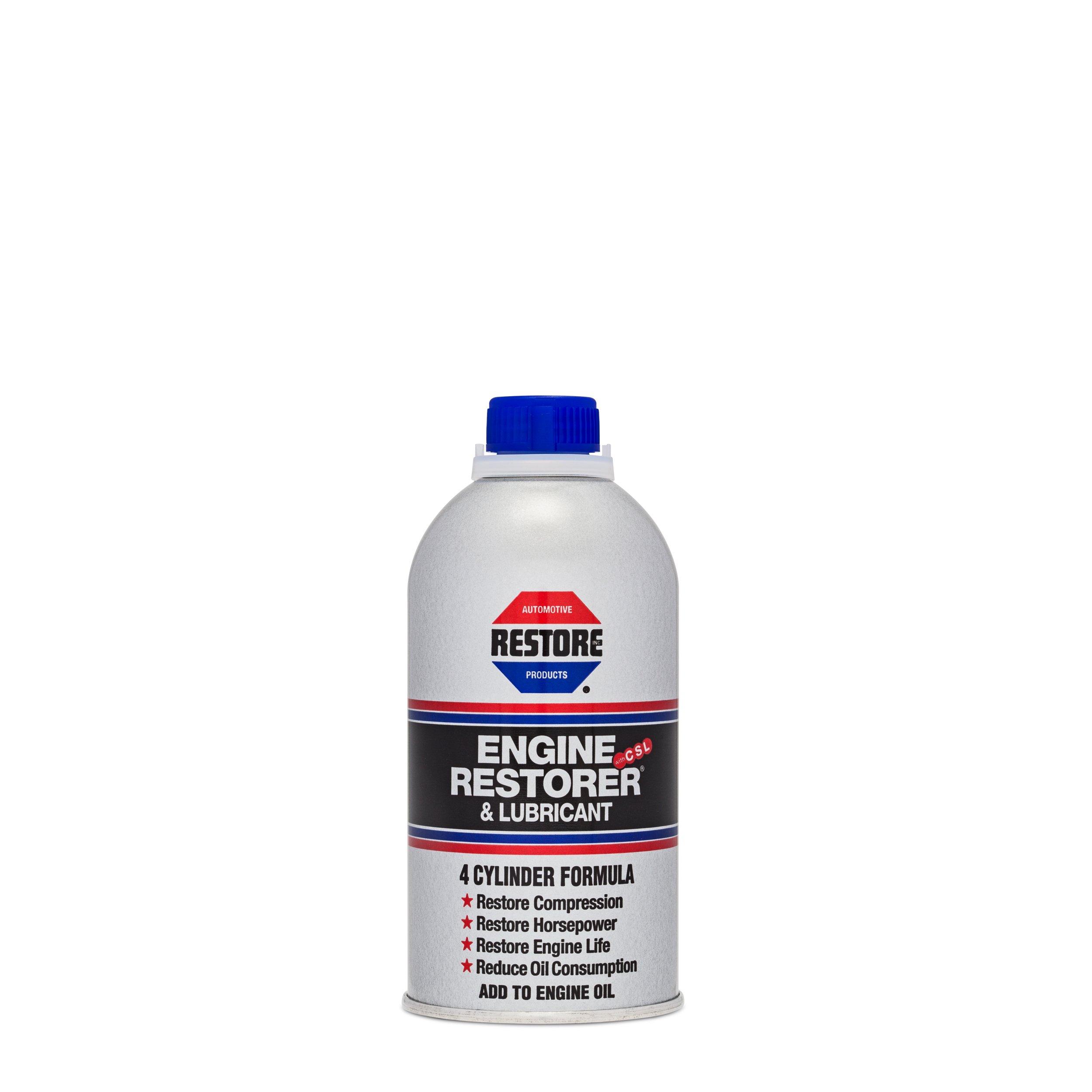 Restore (00009 4-Cylinder Formula Engine Restorer & Lubricant - 9 oz.
