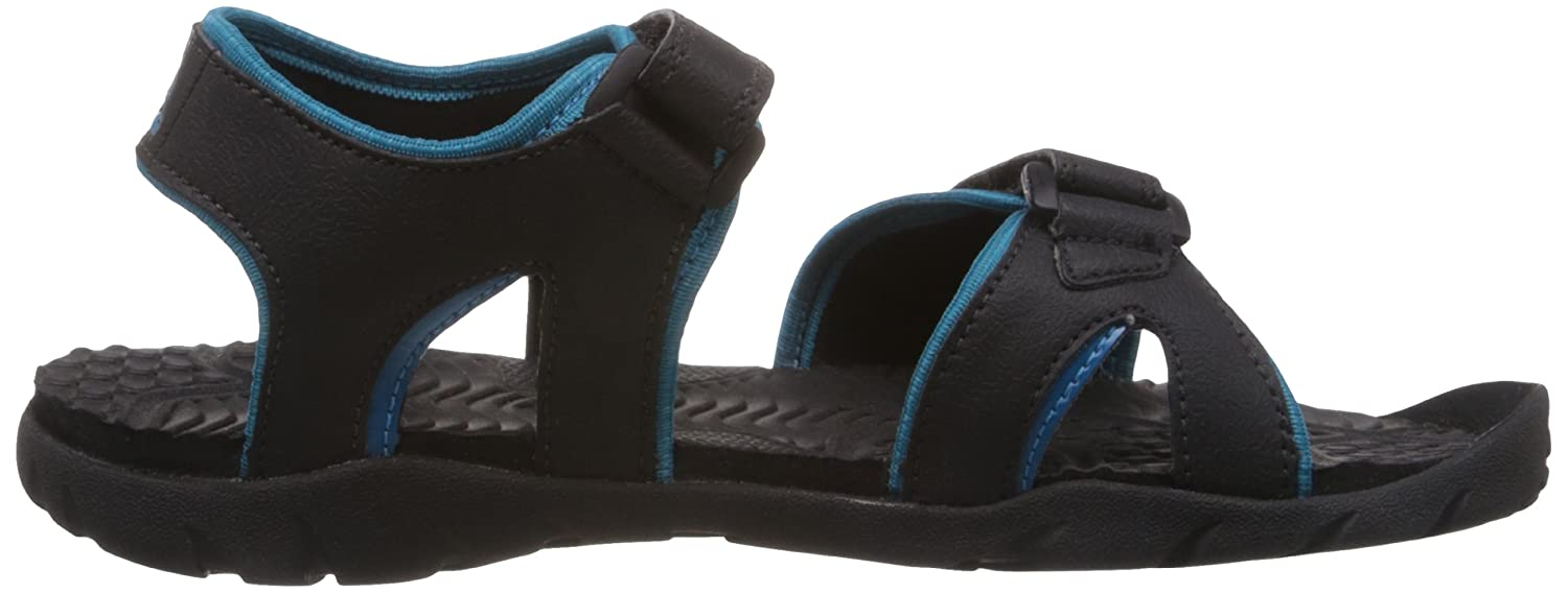 d755c02fd6d14 Adidas Women s Avior W Black and Blue Sandals and Floaters - 4 UK  Buy  Online at Low Prices in India - Amazon.in