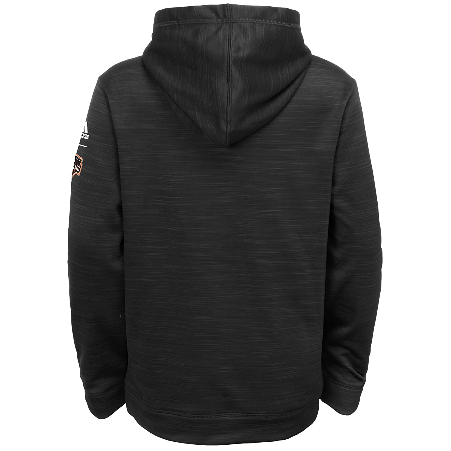 Youth Boys Medium MLS by Outerstuff Tactical Block Ultimate Hood 10-12 Heathered Black