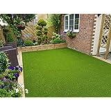EurotexArtificial Grass - High Density Grass - Use As Balcony Garden, Carpet, Door Mat, Lawn. (6.5X2 Feet)