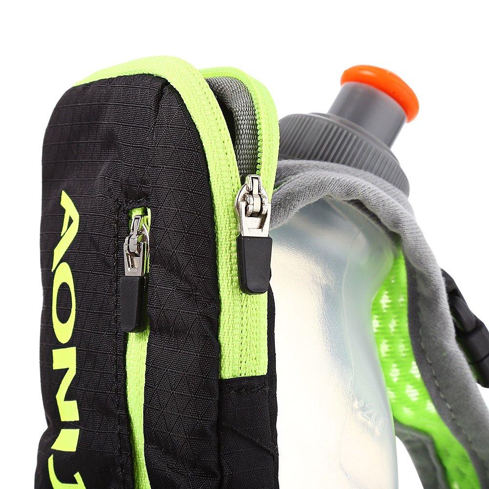 YINGLI SOLAR Outdoor 250ML Running Handheld Water Bottle 4.7 inch Phone Hydration Pack