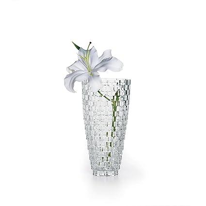 Amazon Mikasa Palazzo Vase Crystal 9 Home Kitchen