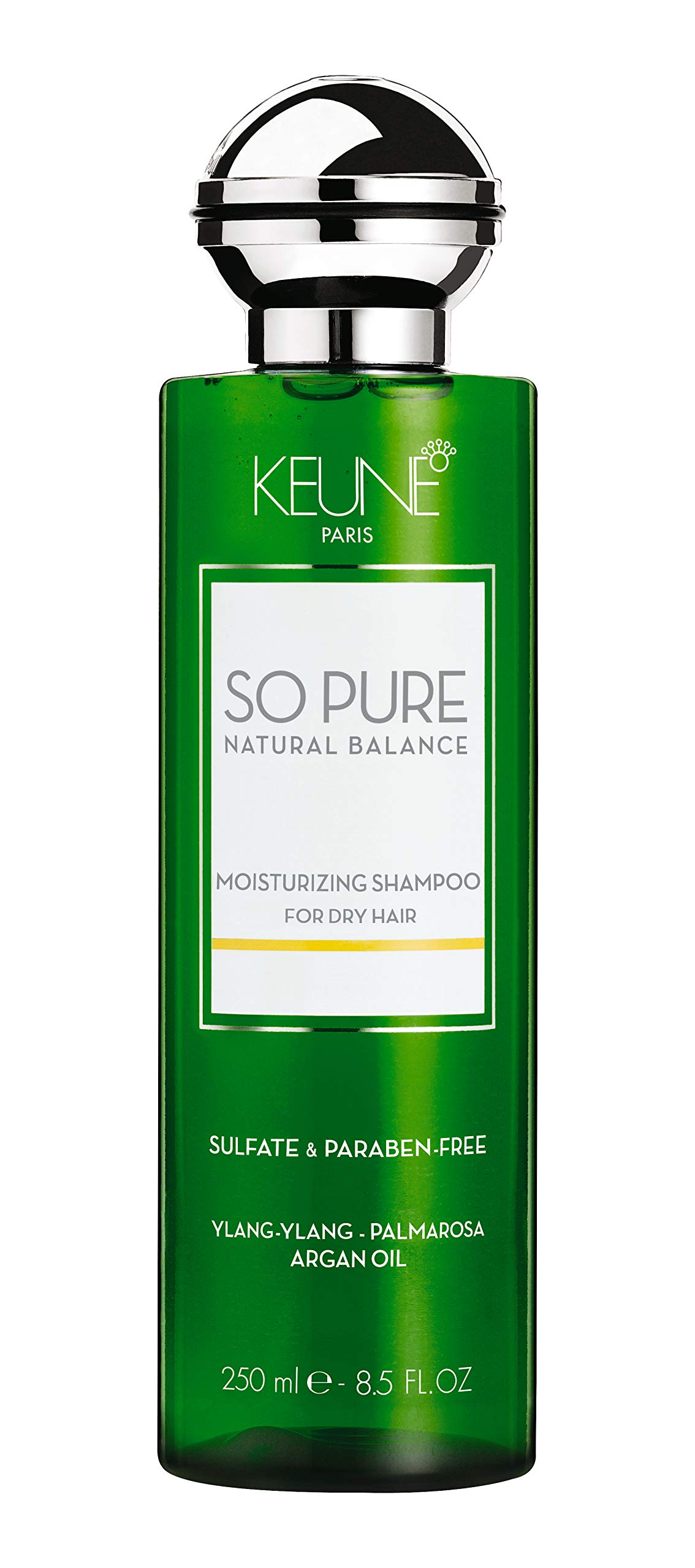 KEUNE So Pure Moisturizing Shampoo, 8.5 Fl Oz