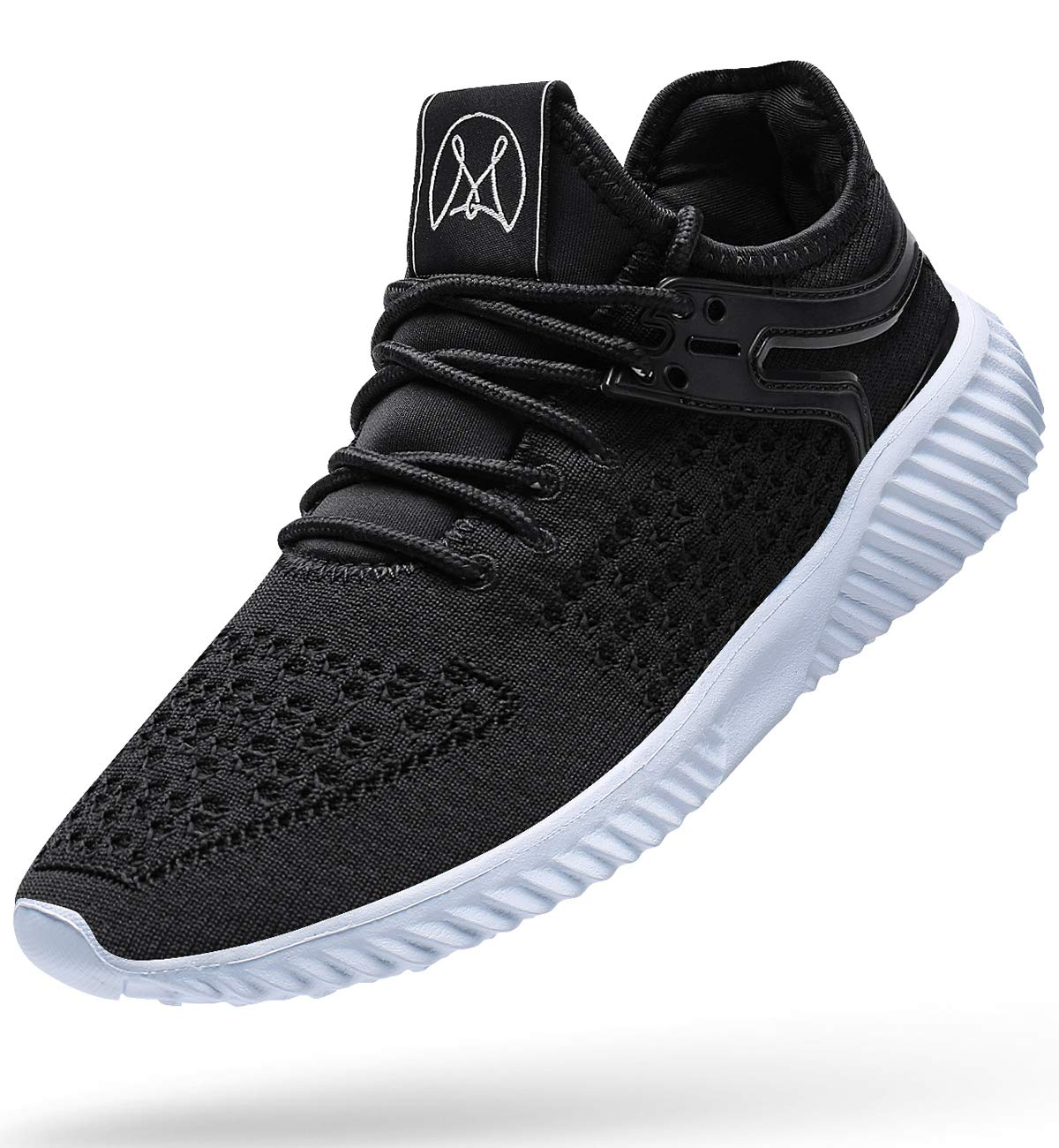 Wonesion Mens Fashion Sneakers Mesh Lightweight Breathable Sport Fitness Jogging Runnning Shoes