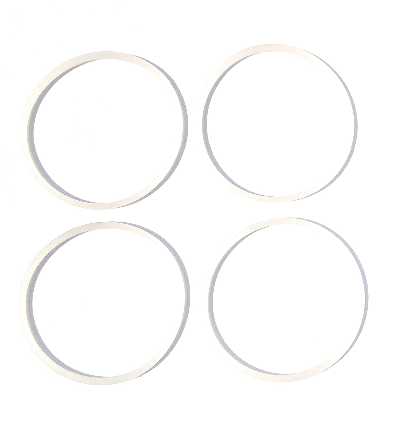 4 Replacement Gaskets compatible with Original Magic Bullet