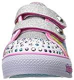 Skechers Kids Girls' Step up-Sparkle Kicks