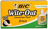 BIC WOFEC324 Wite-Out Brand Extra Coverage