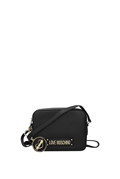 Love Moschino Borse a Tracolla Donna - Pelle (JC4344PP06K10000)  Amazon.it   Abbigliamento 3e7649ab60a