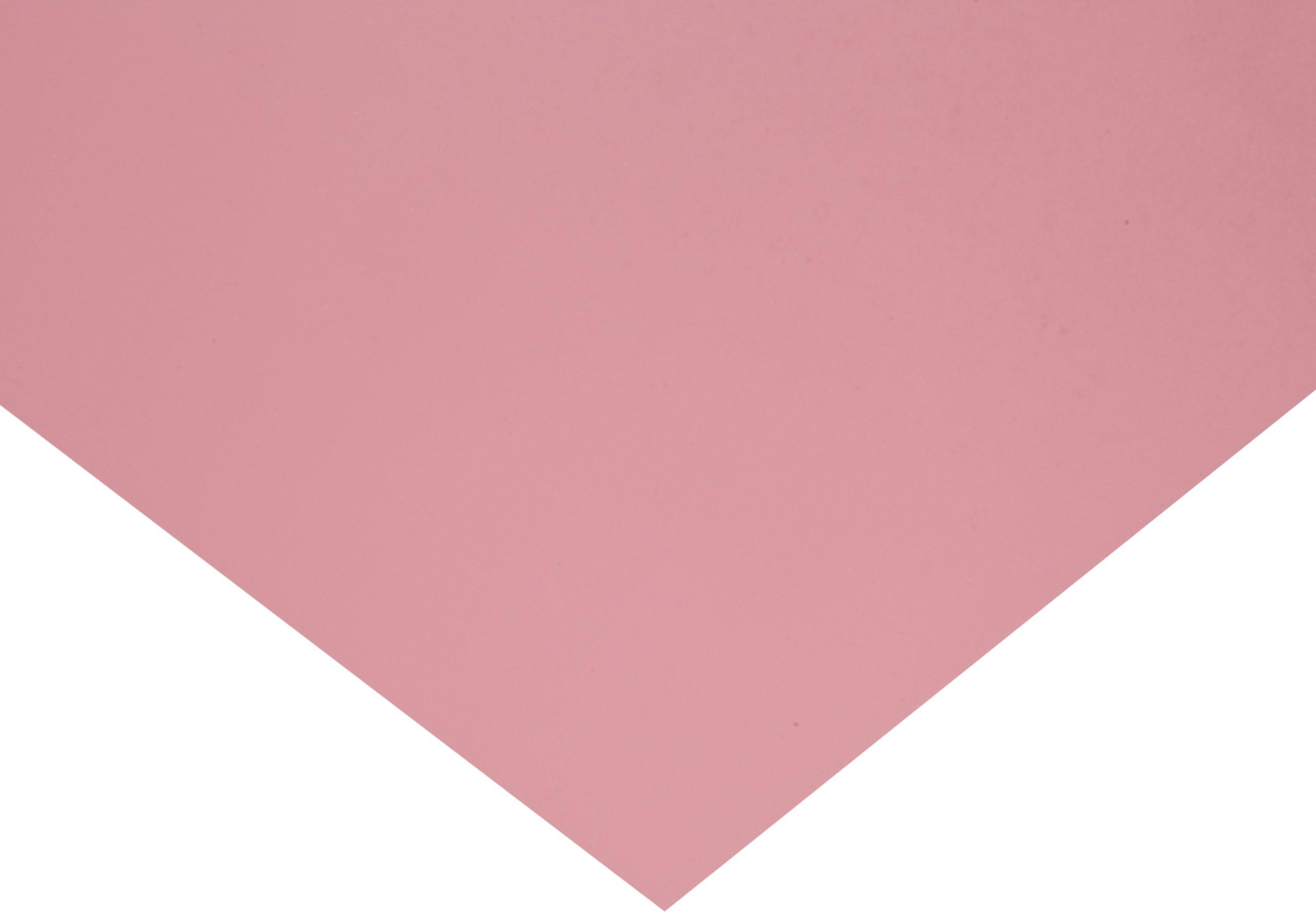 PVC (Polyvinyl Chloride) Shim Stock, Flat