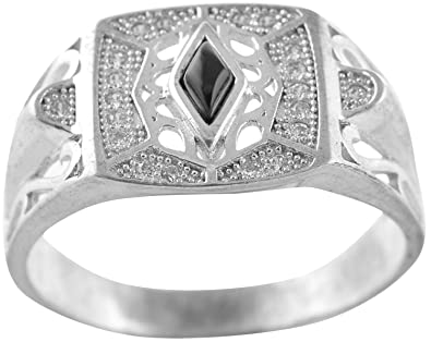 Buy Raja Jewellers Silver Ring for Women RJ16 Online at Low
