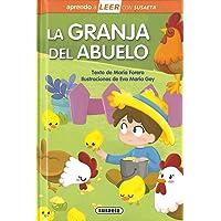 La granja del abuelo: Leer Con Susaeta - Nivel 0 (Aprendo a LEER con Susaeta - nivel 0)