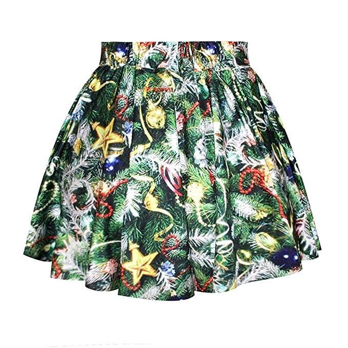 Pretty Christmas Skirt