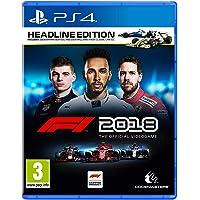 F1 2018 PS4 Oyun Sıfır Formula 1 Playstation 4