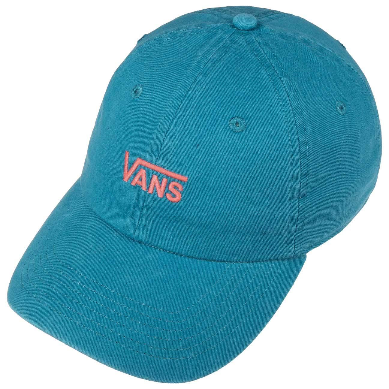 ab12a89567e Amazon.com  Vans Women s Court Side HAT Blue Sapphire  Clothing