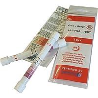 Home Health Spain Test & Drive Pruebas de Alcoholemia Desechable (2 Tests)
