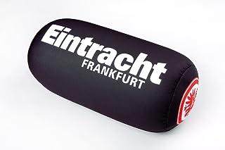 MarkenMerch Cuscino da viaggio, Schwarz Mit Logo Und Schriftzug (Nero) - 783004