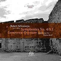Schumann: Sinfonien Nr. 4 & 2 / Genoveva-Ouvertüre