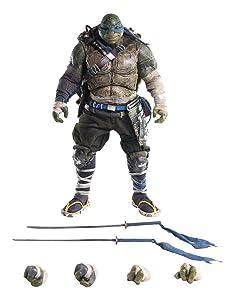 ThreeZero Teenage Mutant Ninja Turtles: Out of the Shadows: Leonardo 1:6 Scale PVC Figure