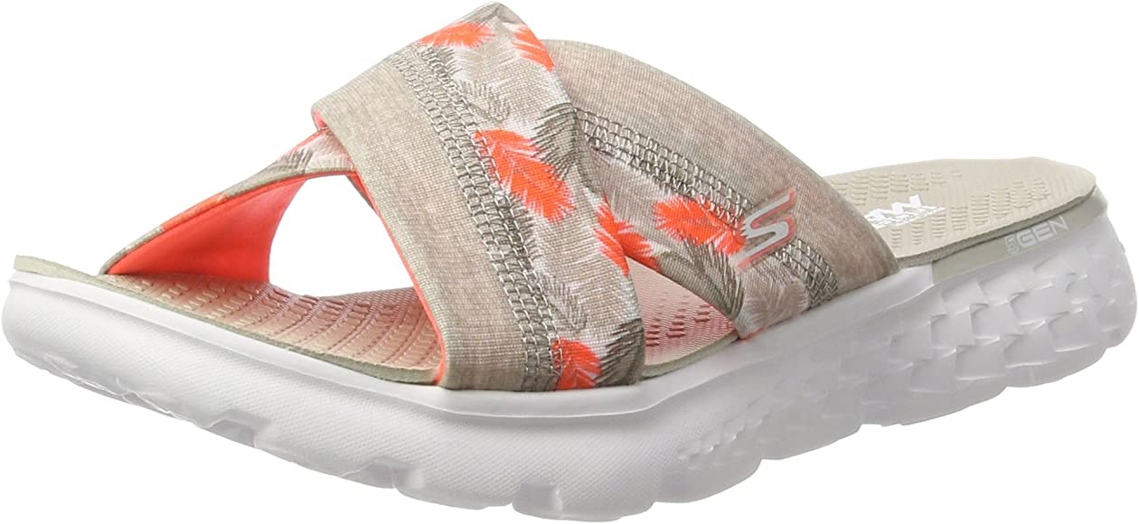 Go 400-Tropical Flip Flops