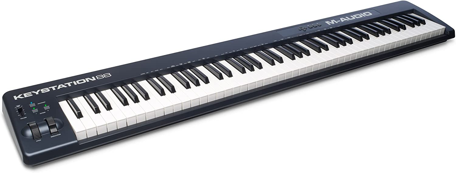 Best MIDI Controller Keyboard Reviews in 2020 You Should Know 3