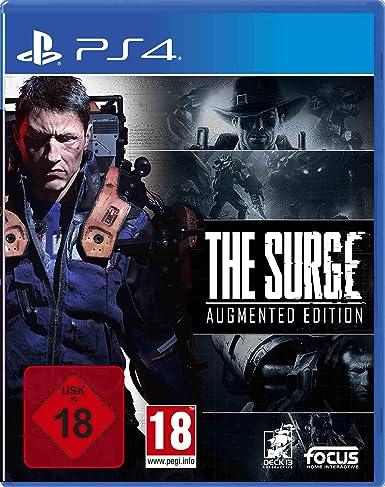 The Surge: Augmented Edition - PlayStation 4 [Importación alemana ...