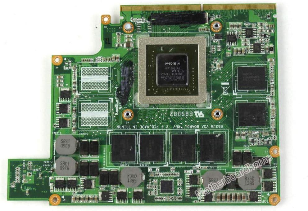 ShineBear MXMIII VGA Video Card Graphic Card GTX 560M GTX560M GTX460M GTX 460M Card G73SW VGA Board for ASUS G73SW G73JW G53SW G53SX G53JW Cable Length GTX560M 2GB