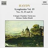 Haydn Sinfonie 32-34 Mueller-Br