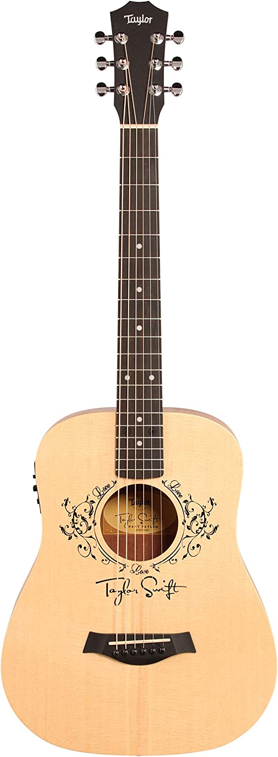 Taylor Swift Signature Baby Taylor Acoustic-Electric Guitar Natural