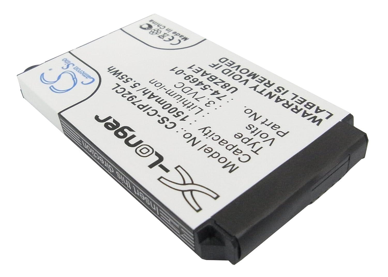ビントロンズLi - IonバッテリパックFits Cisco cp-7925g-ex-k9、74 – 5469 – 01、7926 G、u8zbae12、7925 G、7925 g-ex、7925 G、7026 G B00K6CY4YK