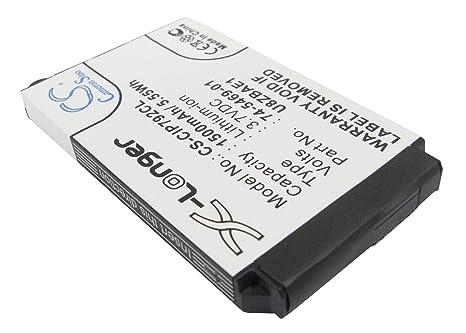 VINTRONS Cameron Sino1500mAh Battery for Cisco 7026G, 7925G, 7925G-EX,  7926G, CP-7925G-A-K9