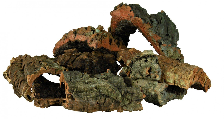 Mélange de liège, 300 g/sac - endroit idéal pour s'isoler REPTILAND 76408