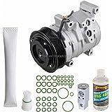 Amazon com: AC Compressor w/A/C Repair Kit For Chevy Camaro