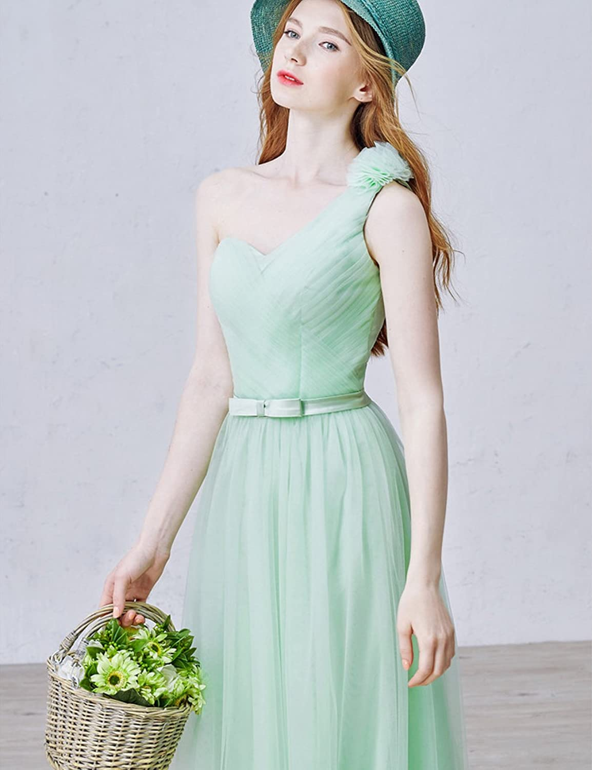 Lactraum Women's A-Line Sleeveless Dress Green Green