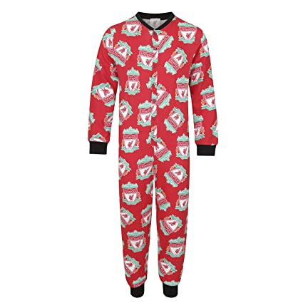 official Liverpool kids dressing gown children/'s bathrobe