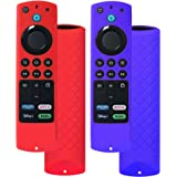 Cover for All-New Alexa Voice Remote (2018-2021) for Fir TV Stick (3rd Gen) 2021/ Fir TV Stick 4K/ Fir TV Stick Lite 2020/ Fi