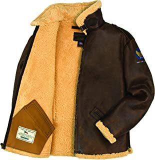product image for B-6 Shearling Bomber Jacket