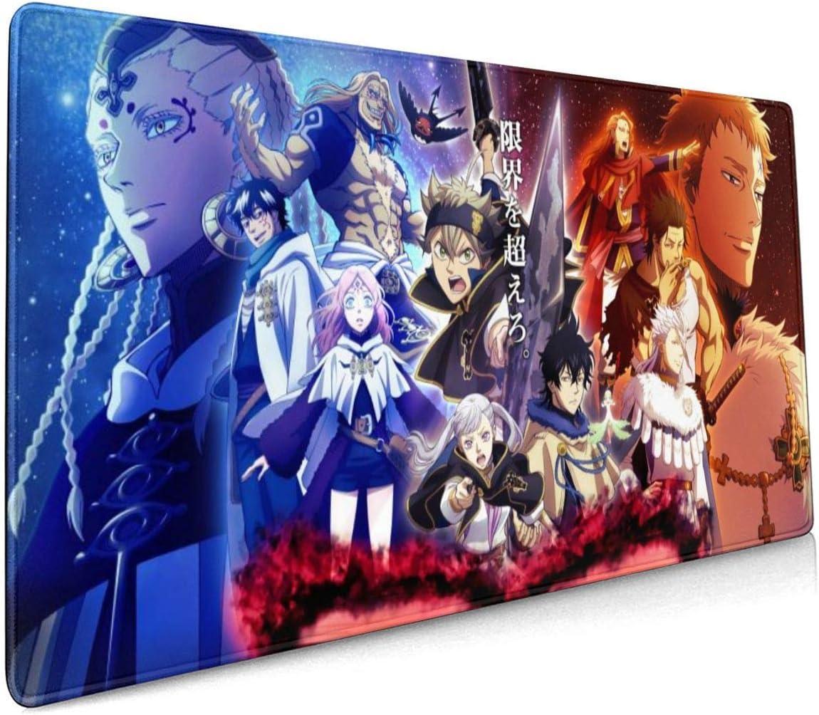 P/óster de anime japon/és 30 x 45 cm DSGFR Black Clover 7
