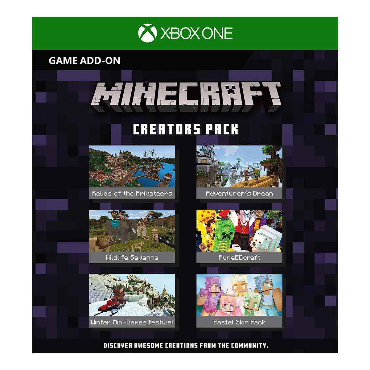 Xbox One S 1TB Console - Minecraft Creators Bundle (Renewed) by Microsoft (Image #6)