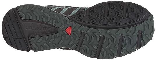 Salomon Herren X Mission 3, Trailrunning Schuhe, grau (urban chicblackguacamole) Größe: 42