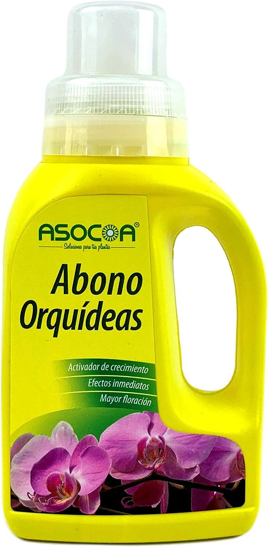 ASOCOA - Eco abono liquido orquídeas 300ml e.24