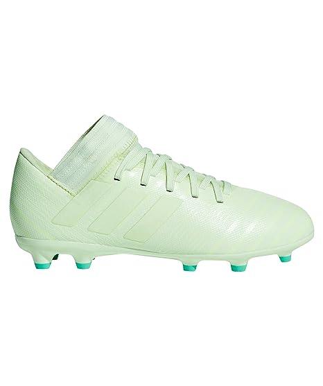 adidas Nemeziz 17.3 FG JR CP9167, Scarpe da Calcio Bambini, Mehrfarbig (Indigo 001