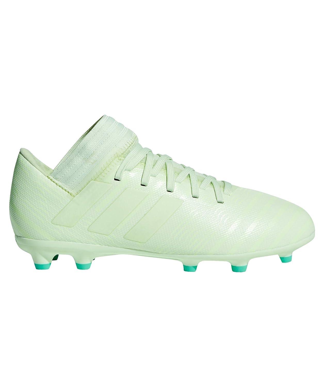 Adidas Unisex-Erwachsene Nemeziz 17.3 Fg Jr Cp9167 Fußballschuhe, Weiß Rot