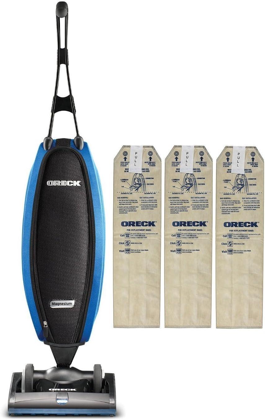 LW 100 Magnesium Upright Vacuum Cleaner